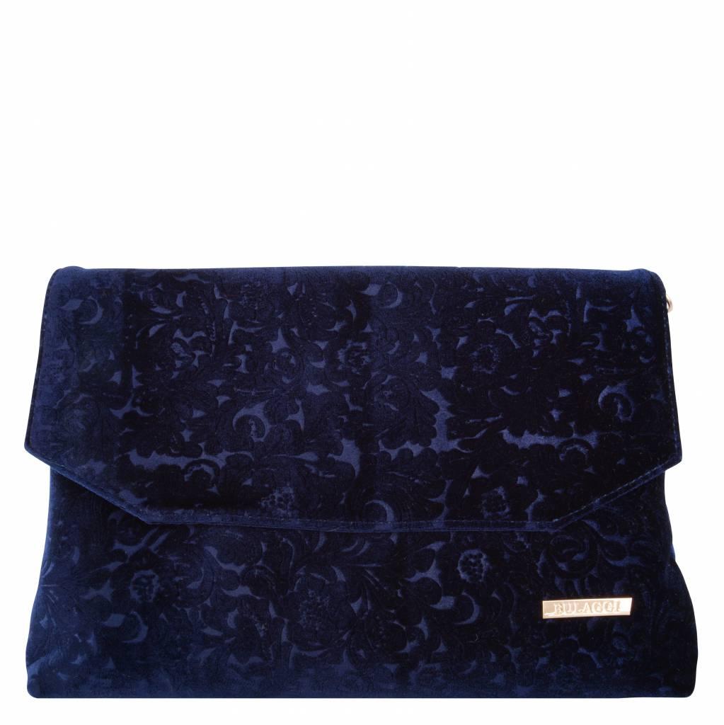 f19ca5b0d40 FashionStash | Carice Envelop Donker blauw - FashionStash