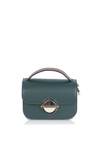 Inyati Molly Bag S Dark Olive/Taupe