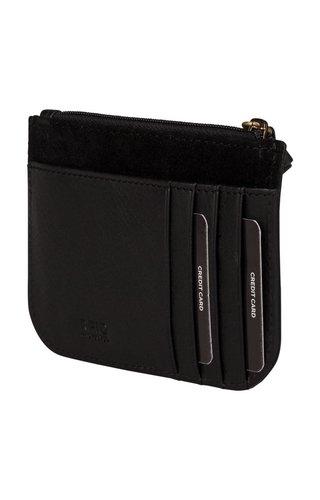 Burkely Sylvie Star Mini Wallet Zwart