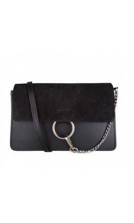 Baggyshop Inspired C bag Black/Silver