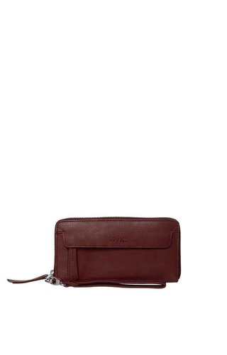 MyK Purse Spendit Bordeaux