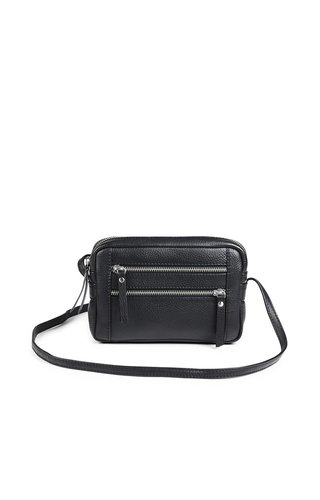 MarkBerg Chloe Crossbody Bag Black