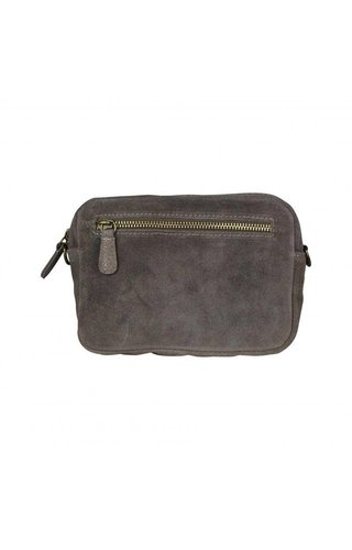 Baggyshop It's all about style suède taupe