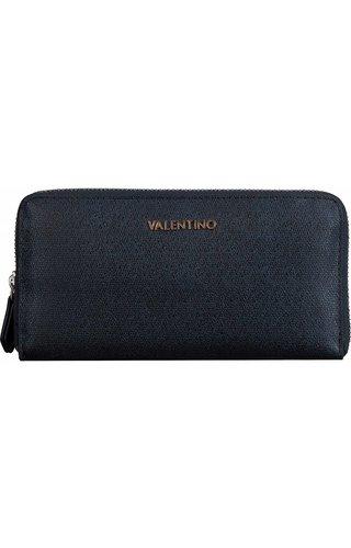 Valentino Handbags Marilyn Zip Around Wallet Blu