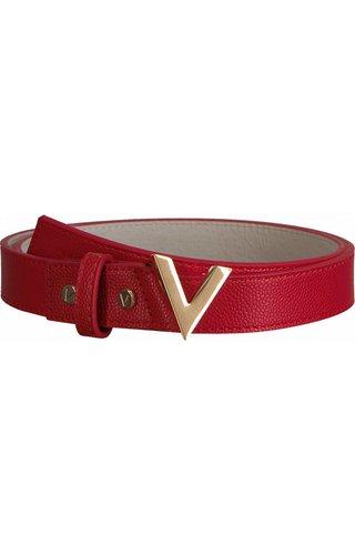 Valentino Handbags Divina Riem Rosso M