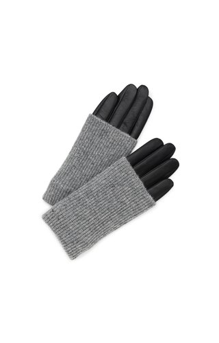 MarkBerg Helly Glove Black/Grey mt 8