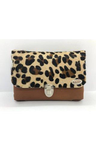 Bella Colori Leopard Bruin