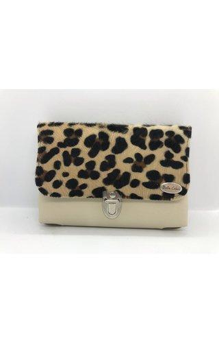 Bella Colori Leopard Creme