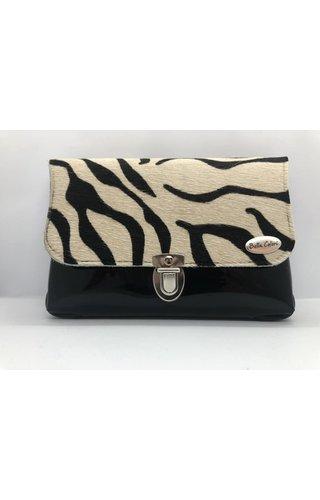 Bella Colori Zebra Lak Zwart