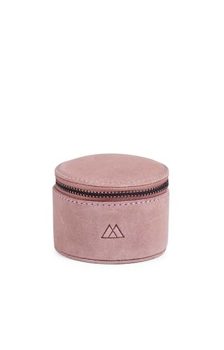 MarkBerg Lova Jewellery Box S Suede Bloom