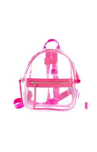 HXTN One Mini OG Transparant Pink