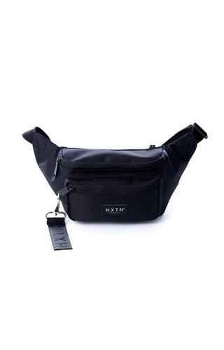 HXTN Prime Deluxe Bum Bag Black