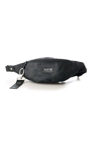 HXTN Prime Bum Bag Camo Black