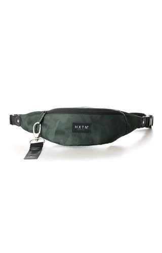 HXTN Prime Bum Bag Camo Green