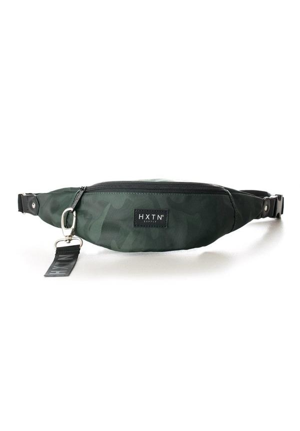 Prime Bum Bag Camo Green