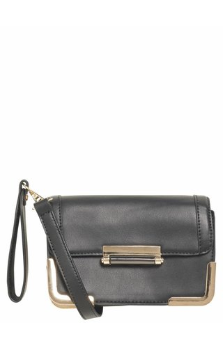Pieces Bree Crossbody Black