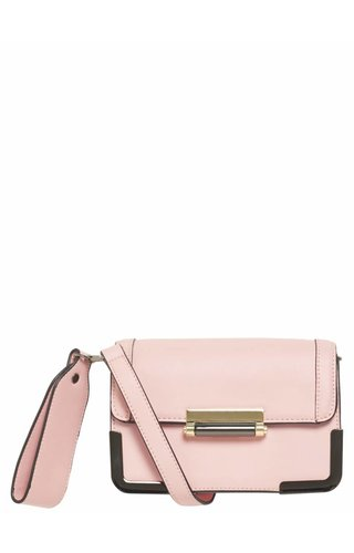 Pieces Bree Crossbody Candy Pink
