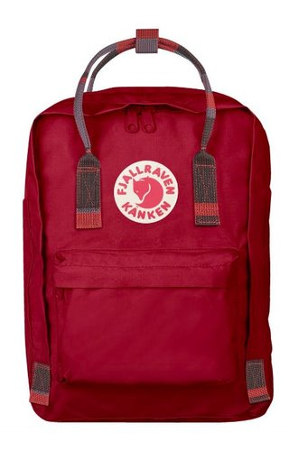 Fjäll Räven Kånken Deep Red -  Random Blocked