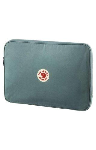 Fjäll Räven Kånken Laptop Case 15' inch Frost Green