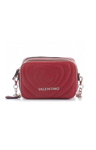 Valentino Handbags Fiona Haversack Rosso