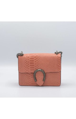 IT BAGS Little inspired bag croco dusty pink