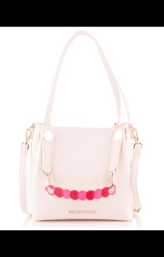 Valentino Handbags Mila Tote Ecru
