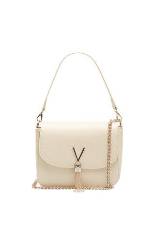 Valentino Handbags Divina Shoulder Bag Beige