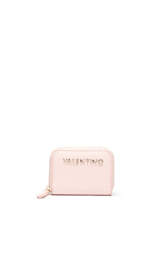 Valentino Handbags Divina Coin Purse Cipria