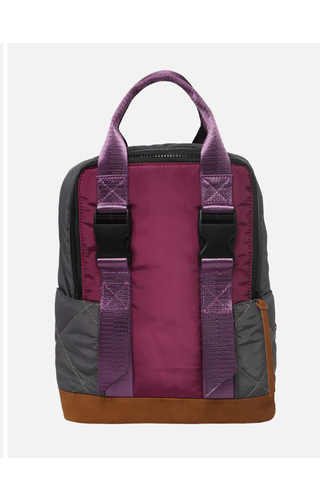 Pieces Santino BackPack Dark Purple