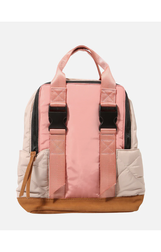 Pieces Santino Backpack Rose Dawn