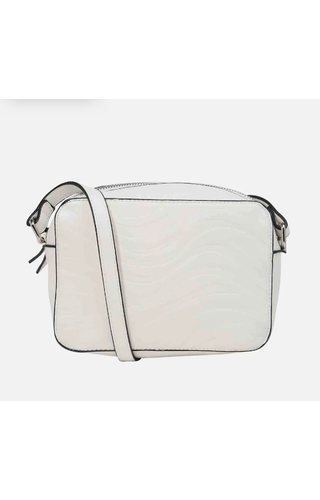 Pieces Sara Crossbody White
