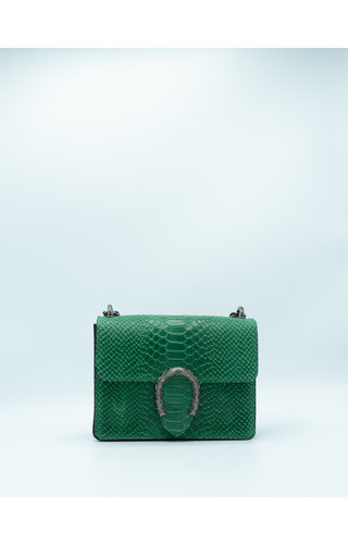 IT BAGS Little inspired bag croco groen