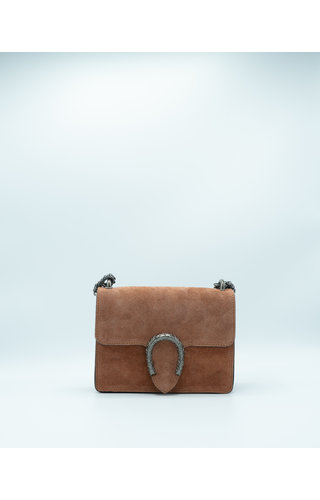 IT BAGS Little inspired bag suede buin