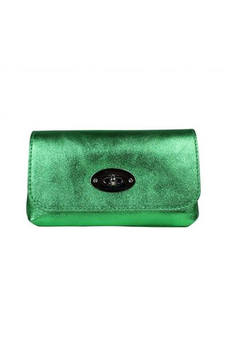 Baggyshop Neon belt bag Groen