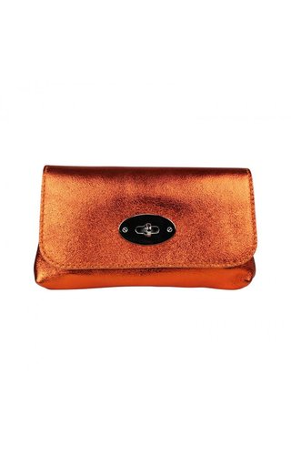 Baggyshop Neon belt bag Oranje