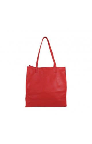 Baggyshop Paper Bag Rood