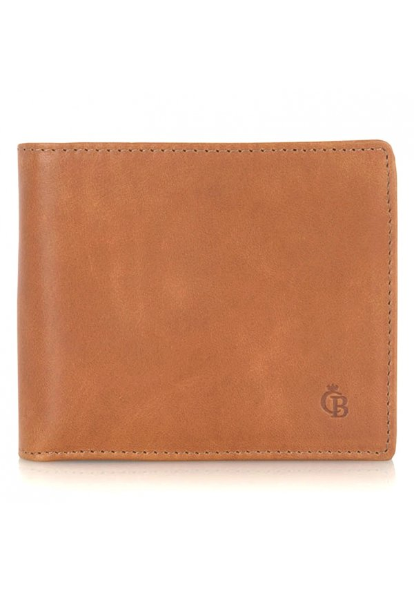 dfa901d6a13 FashionStash | Canyon Billfold 9 creditcards licht bruin - FashionStash