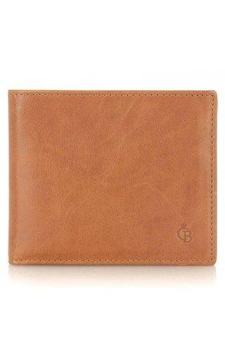 Castelijn & Beerens Canyon Billfold 8 creditcards licht bruin