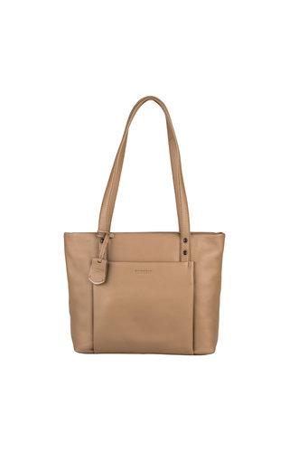 Burkely Minimal Mae Handbag S Taupe