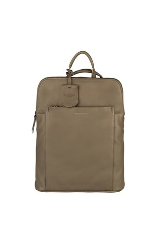 Burkely Minimal Mae Backpack Dusty Olijf
