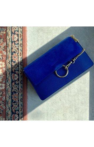 IT BAGS Inspired C bag Kobalt