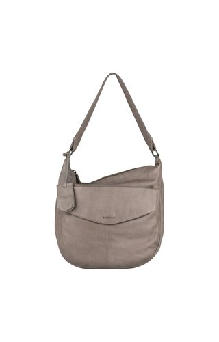 Burkely Just Jackie Hobo Grey