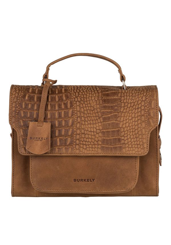 About Ally Citybag Cognac