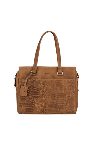 Burkely About Ally Handbag S Cognac