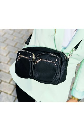 IT BAGS Pocket Please Black