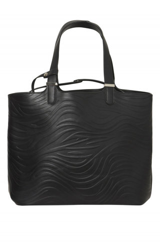 Pieces Sara Shopper Black