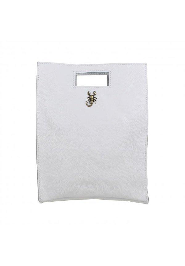 Scorpio Bag White L