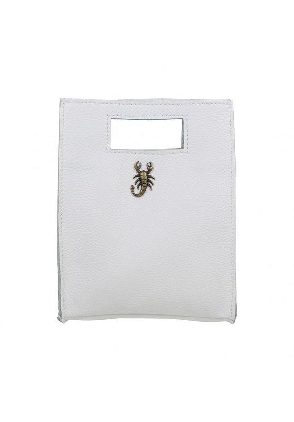 Scorpio Bag White S