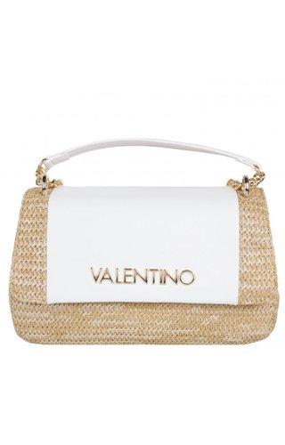 Valentino Handbags Andrina Ecru/White