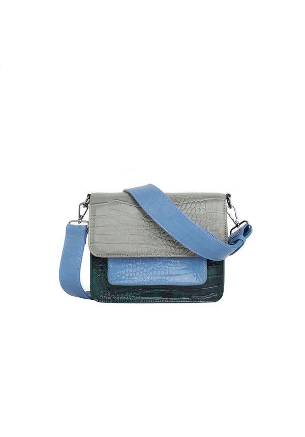 Cayman Pocket Multi Grey